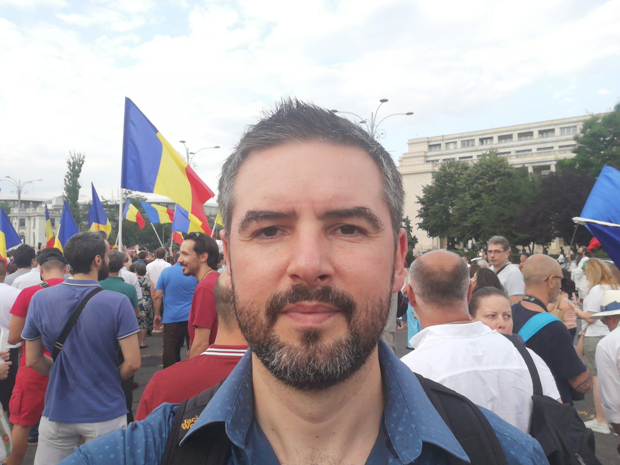 Piata Victoriei iulie 2020